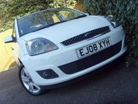 USED 2008 08 FORD FIESTA 1.4 ZETEC CLIMATE TDCI 5d 68 BHP
