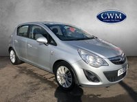 USED 2012 12 VAUXHALL CORSA 1.4 SE 5d 98 BHP 0%  FINANCE AVAILABLE ON THIS CAR PLEASE CALL 01204 393 181