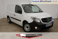USED 2017 17 MERCEDES-BENZ CITAN 1.5 109 CDI BLUEEFFICIENCY 90 BHP LWB (EURO 6 LOW MILES) * BLUETOOTH * USB * CRUISE * READY TO DRIVE AWAY TODAY *