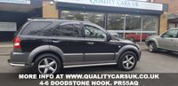 USED 2005 55 KIA SORENTO 3.5 XT V6 5d AUTO 193 BHP NEW LPG CONVERSION! 2800KG TOW CAPACITY LPG CONVERSION Capable off-road, Neat styling, Well equipped, Spacious cabin