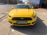 USED 2016 65 FORD MUSTANG 5.0 GT 2d 410 BHP