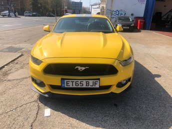 2016 FORD MUSTANG 5.0 GT 2d 410 BHP £24995.00