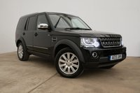 2015 LAND ROVER DISCOVERY 3.0 SDV6 COMMERCIAL XS AUTO 255 BHP (LEATHER NAV ONE OWNER) £21990.00