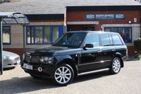 USED 2007 S LAND ROVER RANGE ROVER 4.2 V8 SUPERCHARGED 5d 391 BHP