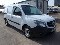 USED 2016 16 MERCEDES-BENZ CITAN 1.5 109 CDI BLUEEFFICIENCY, 90 BHP