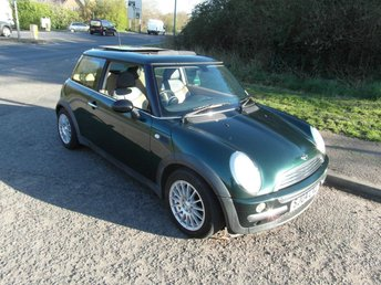 2004 MINI HATCH COOPER 1.6 Cooper Petrol £1995.00