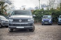 USED 2018 68 VOLKSWAGEN TRANSPORTER T30 TDI STARTLINE LWB 102 BLUEMOTION EURO 6 Single Seats, Business Pack (Air Con & Rear Parking Sensors), Cruise Control, Exterior Pack, Cab Carpet, Rear Wash Wipe, Heated Rear Window and Ply-lining.