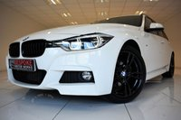 USED 2016 66 BMW 3 SERIES 320D M SPORT TOURING AUTOMATIC