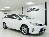 USED 2015 15 TOYOTA AURIS 1.4 ICON D-4D 5d 89 BHP