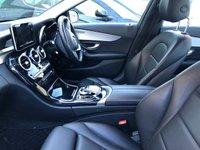 USED 2016 MERCEDES-BENZ C-CLASS 2.1 C220 D SPORT 4d AUTO 170 BHP