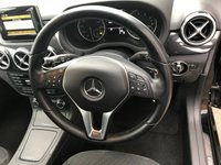 USED 2012 12 MERCEDES-BENZ B-CLASS 1.6 B180 BLUEEFFICIENCY SE 5d AUTO 122 BHP
