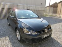 2014 VOLKSWAGEN GOLF 1.6 SE TDI BLUEMOTION TECHNOLOGY 5d 105 BHP £9695.00
