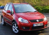 2007 SUZUKI SX4 1.6 GLX 5d 106 BHP £2995.00