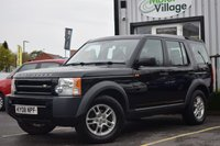 2008 LAND ROVER DISCOVERY 2.7 3 TDV6 GS 5d AUTO 188 BHP £8495.00