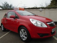 USED 2009 59 VAUXHALL CORSA 1.2 ACTIVE 3d 80 BHP GUARANTEED TO BEAT ANY 'WE BUY ANY CAR' VALUATION ON YOUR PART EXCHANGE