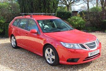 2009 SAAB 9-3 2.0 LINEAR SE 5d 150 BHP £3989.00