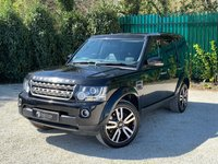 USED 2015 15 LAND ROVER DISCOVERY XS  Discovery XS SDV6 3.0  AUTO
