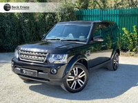 USED 2015 15 LAND ROVER DISCOVERY XS  Discovery XS SDV6 3.0  AUTO 5 SEATER