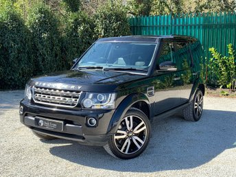 2015 LAND ROVER DISCOVERY XS  Discovery XS SDV6 3.0  AUTO 5 SEATER  £22995.00