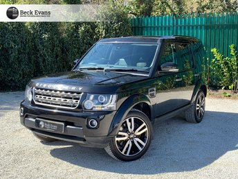 2015 LAND ROVER DISCOVERY XS