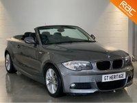 2011 BMW 1 SERIES 118D M SPORT [PDC][DAB] £8997.00