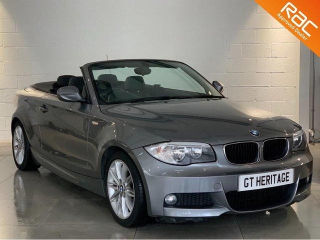 2011 61 BMW 1 SERIES 118D M SPORT [PDC][DAB]