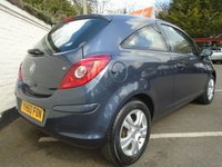 USED 2010 60 VAUXHALL CORSA 1.2 ENERGY 3d 83 BHP GUARANTEED TO BEAT ANY 'WE BUY ANY CAR' VALUATION ON YOUR PART EXCHANGE