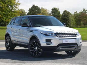 2014 LAND ROVER RANGE ROVER EVOQUE 2.2 SD4 PURE TECH 5d AUTO 190 BHP £21510.00