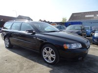 2006 VOLVO V70 2.4 D5 S DRIVES WELL  £1295.00