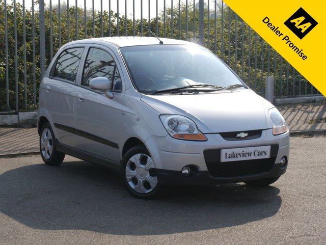 View our CHEVROLET MATIZ