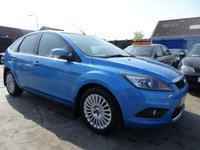 2008 FORD FOCUS 1.8 TITANIUM TDCI FSH CLEAN CAR FULL SPEC £2195.00