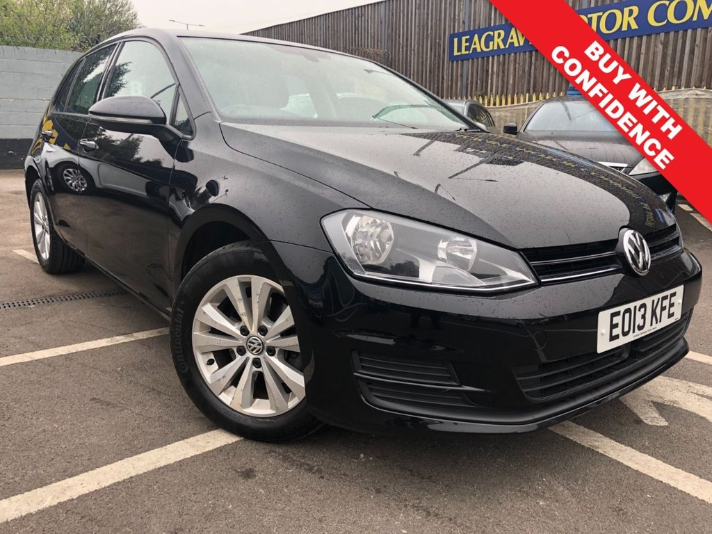volkswagen golf 2013 1.6 tdi bluemotion