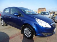 2009 VAUXHALL CORSA 1.0 LIFE A/C DRIVES WELL VERY CLEAN £2595.00