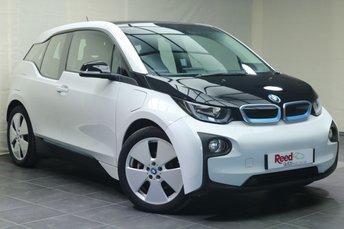 2017 BMW I3 0.6 I3 RANGE EXTENDER 5d AUTO 168 BHP £19280.00