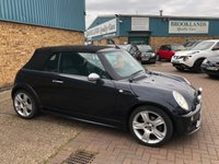 USED 2007 07 MINI CONVERTIBLE 1.6 COOPER 2d 114 BHP Electric Roof Rear Parking Sensors  Only Just Came Into Stock More Photos and Videos to Follow 01536 402161 for more info