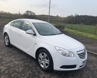 USED 2010 60 VAUXHALL INSIGNIA 1.8 EXCLUSIV 5d 138 BHP 6 MONTHS PART AND LABOUR WARRANTY