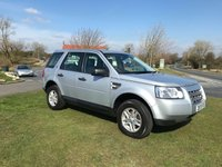 USED 2009 59 LAND ROVER FREELANDER 2.2 TD4 E S 4x4 160ps 82000 miles very hard to find like this