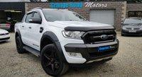 2015 FORD RANGER 3.2 WILDTRAK 4X4 DCB TDCI 1d AUTO 197 BHP £19750.00