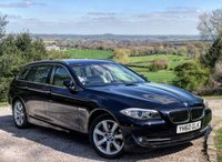 USED 2010 60 BMW 5 SERIES 3.0 525D SE TOURING 5d AUTO 202 BHP