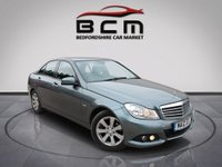 2012 MERCEDES-BENZ C-CLASS 1.8 C180 BLUEEFFICIENCY SE 4d AUTO 155 BHP £8485.00