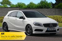 USED 2013 K MERCEDES-BENZ A-CLASS A220 CDI BLUEEFFICIENCY AMG SPORT 7G-DCT NAV Night Pk  ONE OWNER FMBSH