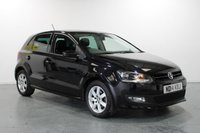 USED 2014 14 VOLKSWAGEN POLO 1.4 MATCH EDITION 5d 83 BHP