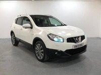 USED 2013 13 NISSAN QASHQAI 1.6 TEKNA IS DCIS/S 5d 130 BHP EXCELLENT 6 STAMP SERVICE HISTORY