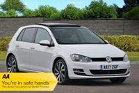 USED 2017 17 VOLKSWAGEN GOLF 2.0 GT EDITION TDI BLUEMOTION TECHNOLOGY DSG 5d AUTO 148 BHP PANORAMIC ROOF
