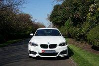 USED 2014 64 BMW 2 SERIES 3.0 M235I 2d 322 BHP