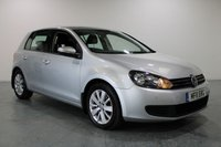 USED 2011 11 VOLKSWAGEN GOLF 1.4 MATCH TSI 5d 121 BHP