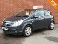 2010 VAUXHALL CORSA 1.2 SE 3d 83 HEATED SEATS & STEERING WHEEL £SOLD