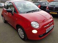 2008 FIAT 500 1.2 POP 3d 69 BHP £2695.00