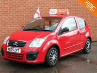 2009 CITROEN C2 1.1 RHYTHM 3d  IDEAL 1st CAR £2395.00