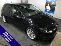 """USED 2013 13 VOLKSWAGEN GOLF 2.0 GT TDI BLUEMOTION TECHNOLOGY 5D 148 BHP Satellite Navigation       :       Phone Bluetooth Connectivity       :       17"""" Alloy Wheels                 Front & Rear Electric Windows & Parking Sensors   :   Comprehensive Service History"""